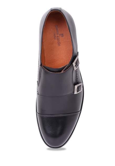 Туфли мужские Pierre Cardin 03406430 черные 42 RU