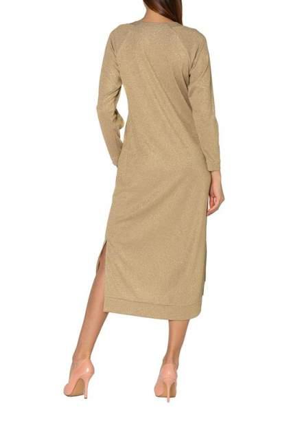 Платье женское Adzhedo 41811 золотистое L