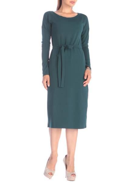 Платье женское Rebecca Tatti RR728_41DV зеленое XL