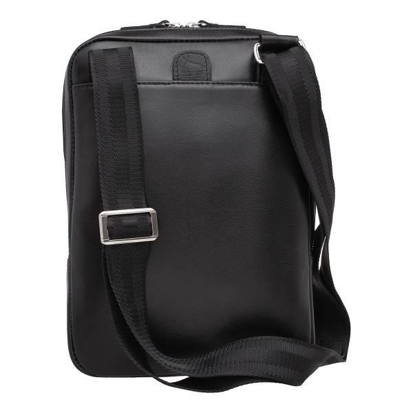 Сумка через плечо мужская LAKESTONE 9536098 черная