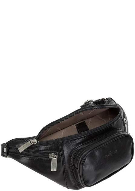 Сумка мужская Gianni Conti 9405041 black, черный
