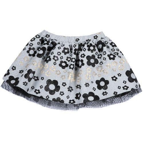 Юбка детская Chicco, цв.серый