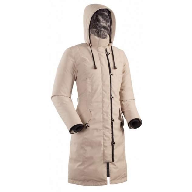 Пуховое пальто  HATANGA LADY 1464-9515-042 БЕЖЕВЫЙ 42