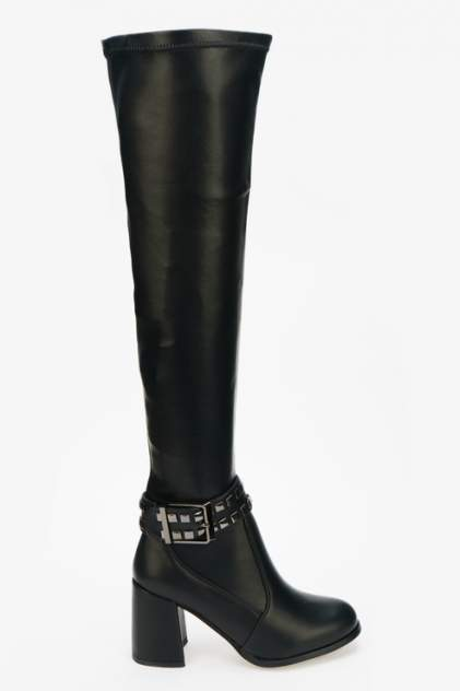 Ботфорты женские Betsy 998017 черные 35 RU