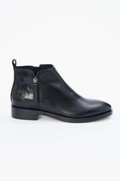 Ботинки женские GEOX D842UF/0436Y черные 41 RU