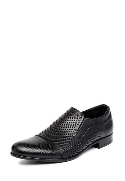 Туфли мужские Alessio Nesca 326060S0, черный