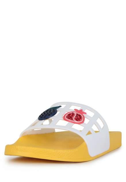 Шлепанцы женские T.Taccardi 14706030 желтые 36 RU