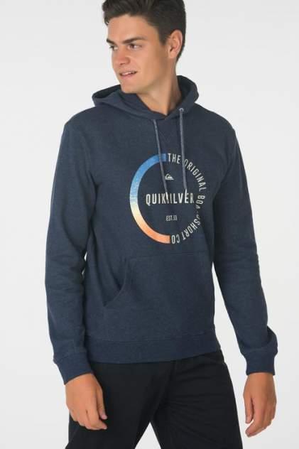 Толстовка мужской Quicksilver EQYFT03790 синий XL
