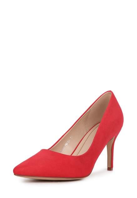 Туфли женские T.Taccardi 710019074 красные 39 RU