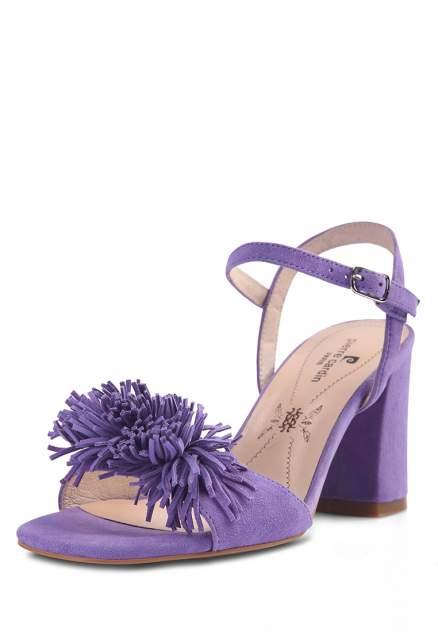Босоножки женские Pierre Cardin 710017519 фиолетовые 37 RU