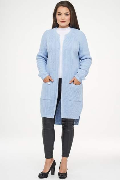 Жакет женский VAY 182-1547 голубой 46 RU