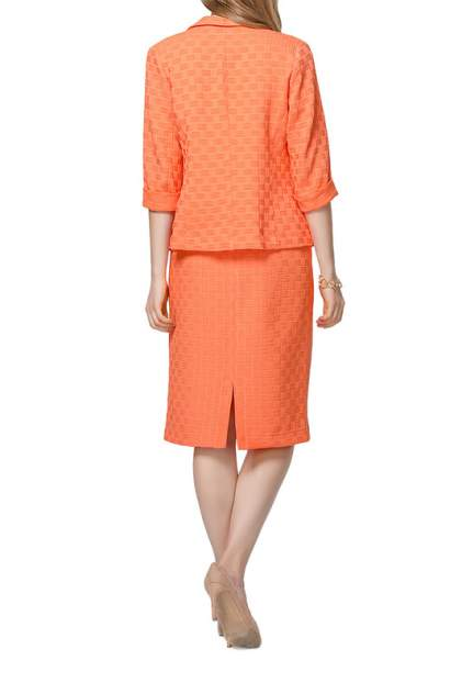 Жакет женский Helmidge 7025 оранжевый 14 UK