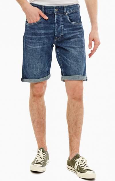 Шорты мужские Pepe Jeans синие 44