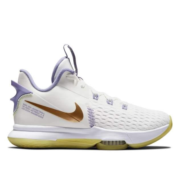 Кроссовки мужские Nike Lebron CQ9380, белый