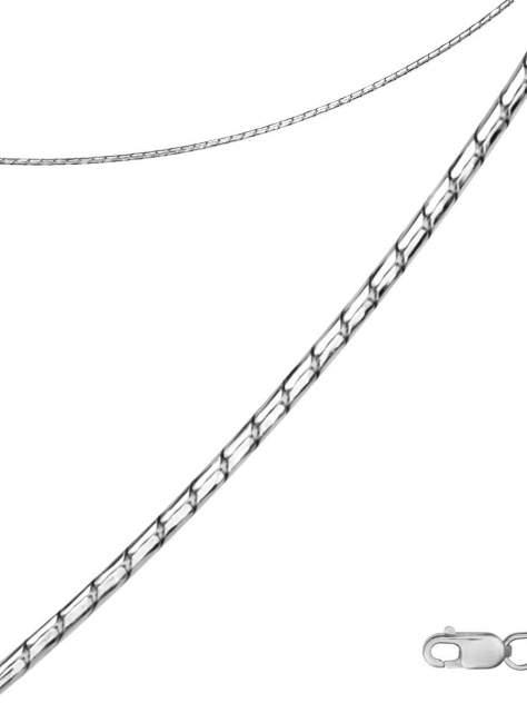 Цепочка женская TOP CRYSTAL 40665142 из серебра, 60 см