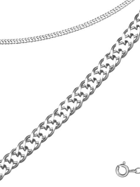 Цепочка женская TOP CRYSTAL 40665152 из серебра, 60 см