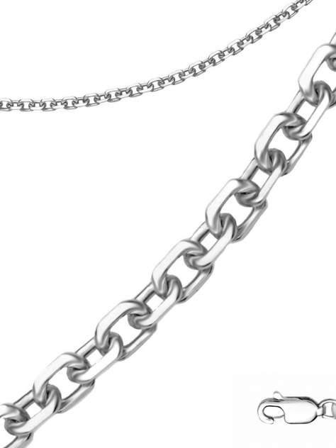 Цепочка женская TOP CRYSTAL 40665191 из серебра, 50 см