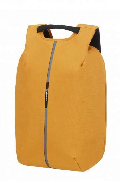 """Рюкзак для ноутбука унисекс Samsonite KA6-06001 15.6"""" желтый"""