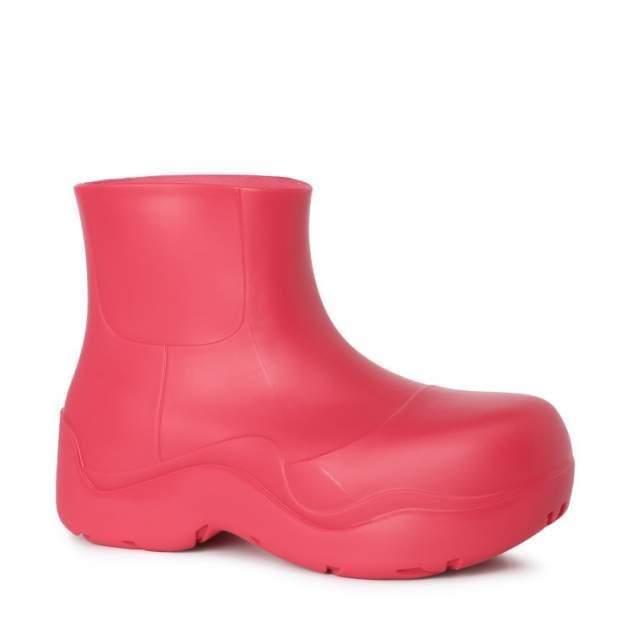 Женские резиновые резиновые сапоги Tendance J2021-01_2764730, розовый
