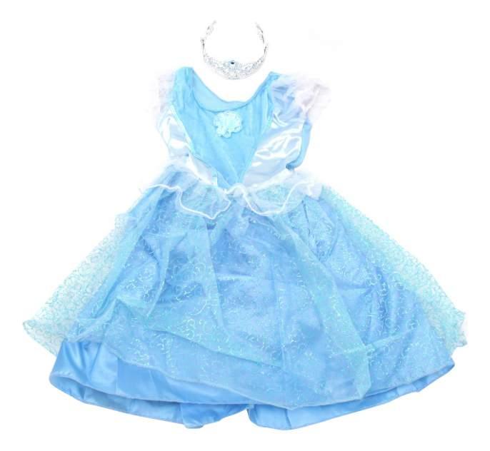Карнавальный костюм Snowmen, цв. голубой