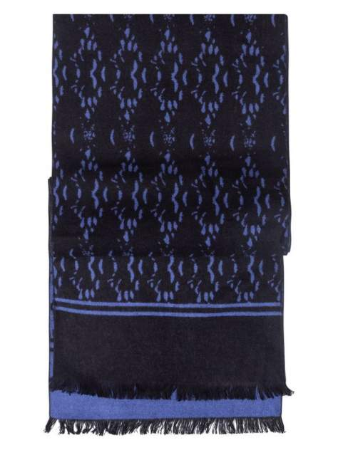 Шарф мужской Labbra LJG34-759 синий