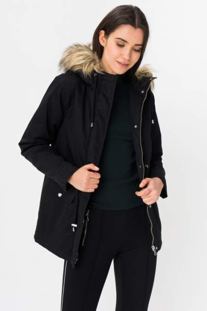 Куртка женская Jacqueline de Yong 15194968 черная M