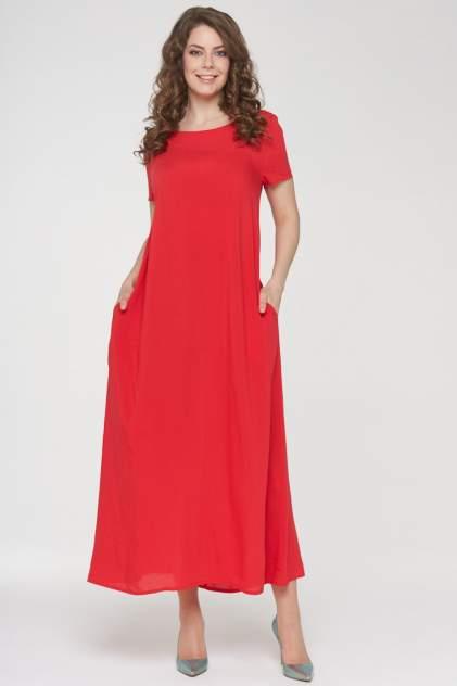 Женское платье VAY 191-3486, красный