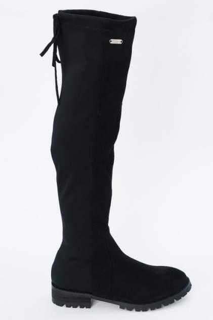 Ботфорты женские Pepe Jeans PLS50343 черные 37 RU