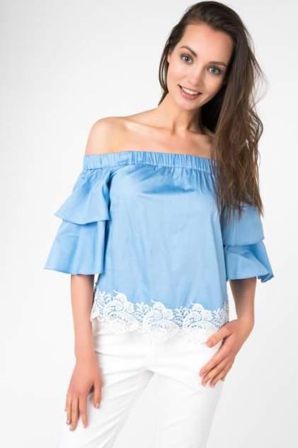 Женская блуза ZARINA 8226110310041, голубой