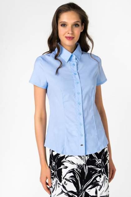 Женская рубашка Marimay 1628-1, голубой