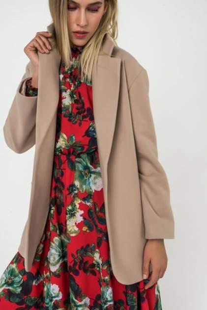 Жакет женский Fashion Confession FC18S0203, бежевый
