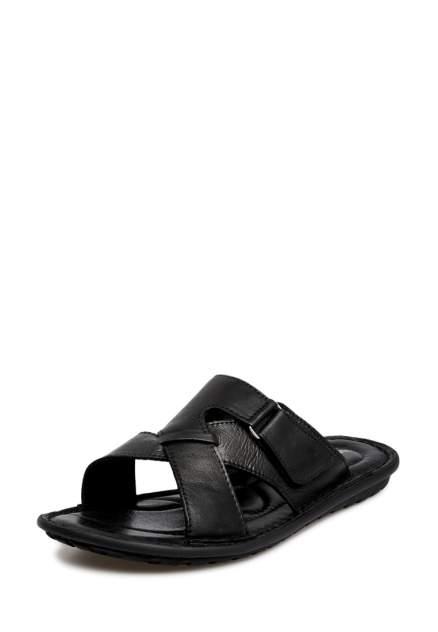 Шлепанцы мужские Alessio Nesca Comfort 710018083, черный