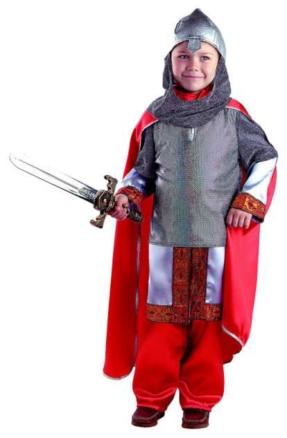Карнавальный костюм Батик Богатырь 7015-30 рост 116 см