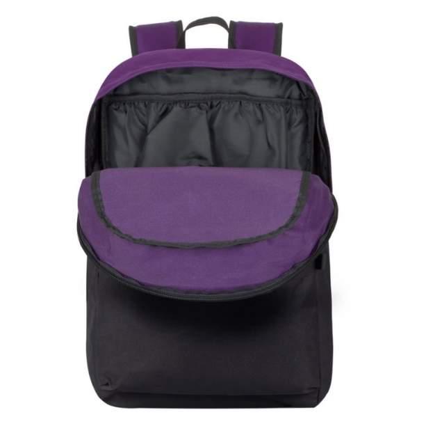 Рюкзак Rivacase 5560 Signal Violet/Black 20 л