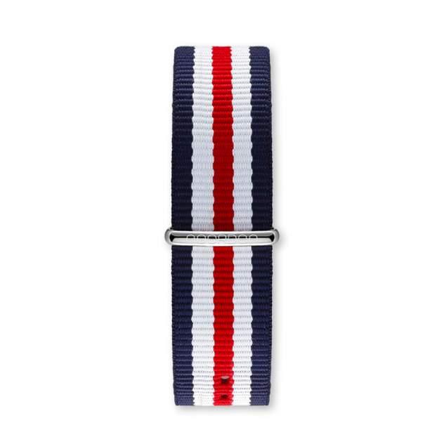 Ремешок для часов Noerden PAB-0203 разноцветный 20 мм