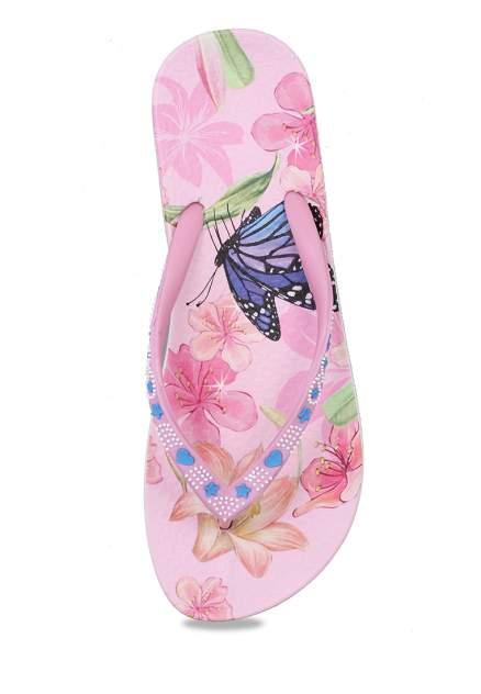 Шлепанцы женские T.Taccardi 00906480 розовые 39 RU