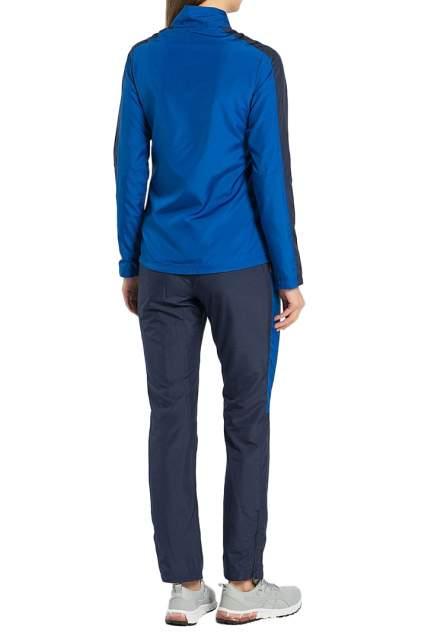 Спортивный костюм Asics Lined Suit, blue/peacoat, M INT