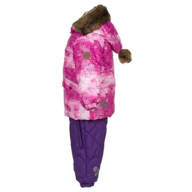 Комплект верхней одежды Huppa, цв. розовый р. 86