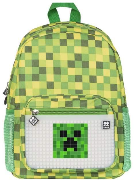 Рюкзак детский Pixie Crew Pixie зеленый, детский Pixie Crew с боковыми карманами