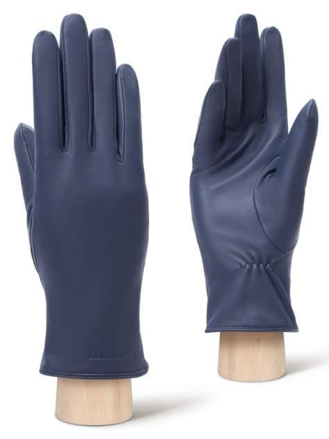 Перчатки женские Eleganzza IS00700 синие 7.5
