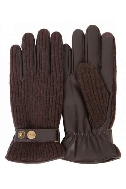 Перчатки мужские Dali Exclusive I.GT11 коричневые 9