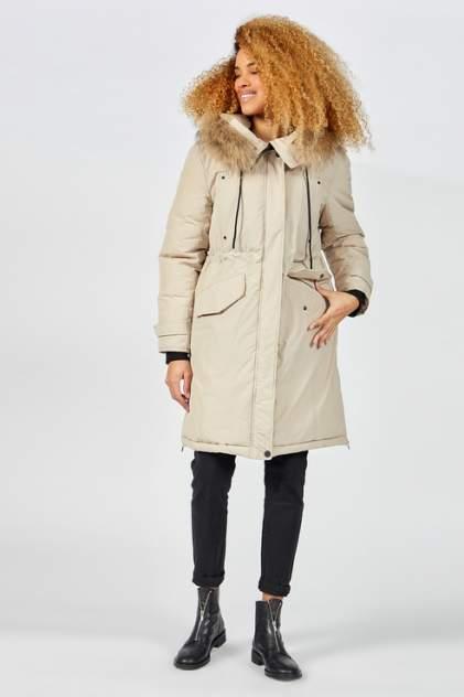 Куртка женская Tom Farr T4F W3547.12 бежевая XS