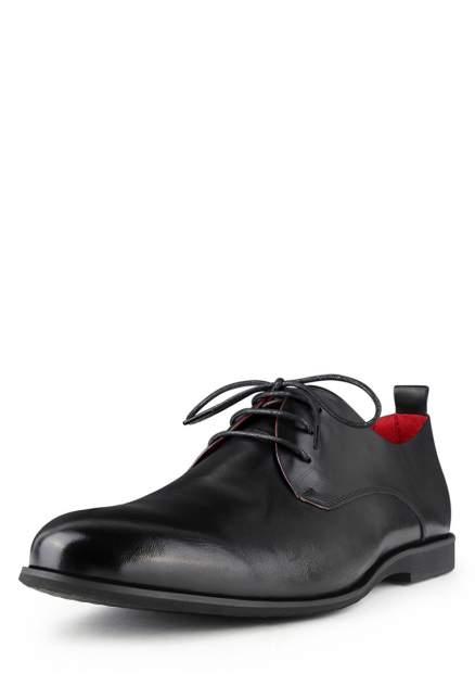 Туфли мужские Pierre Cardin 03406320 черные 40 RU