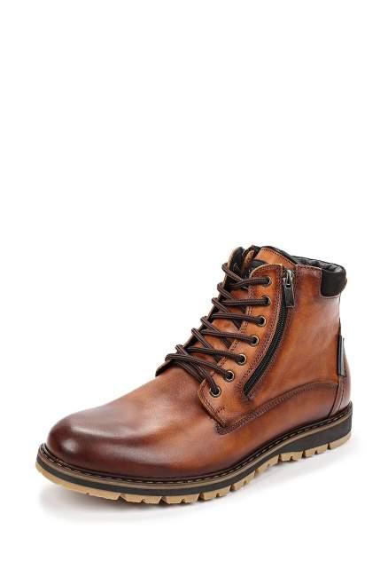 Мужские ботинки Alessio Nesca 26007530, коричневый