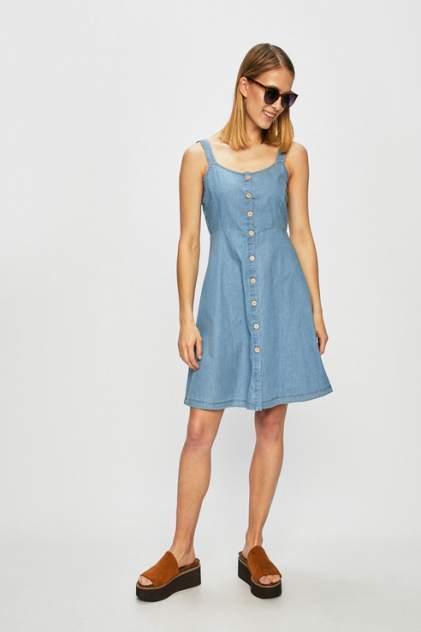 Женское платье Jacqueline de Yong 15174482, голубой
