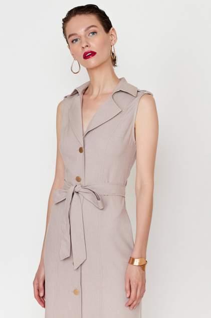 Женское платье Vittoria Vicci V1.9.04.00-51663, бежевый