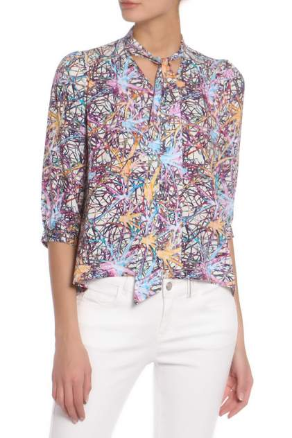 Блуза женская Olenny 3W 361302 розовая 44 RU