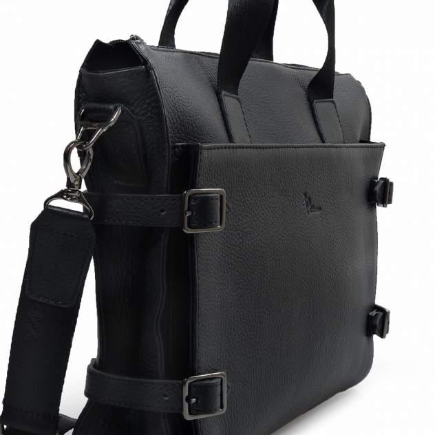 Портфель мужской кожаный Pellecon 102-279 черный