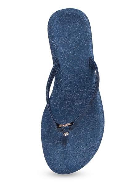 Шлепанцы женские T.Taccardi 009041Q0 синие 39 RU