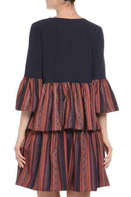 Платье женское Adzhedo 41486 синее 3XL